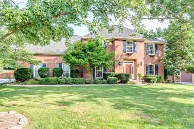 Knoxville Single Family Home For Sale: 12804 Broken Saddle Rd
