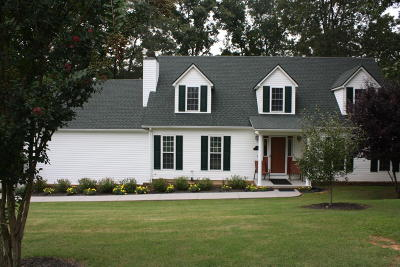 Loudon Single Family Home For Sale: 130 Par Drive