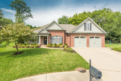 Knoxville Single Family Home For Sale: 9236 Scots Pine Lane Lane
