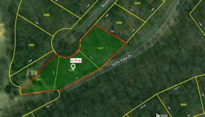Anderson County, Campbell County, Claiborne County, Grainger County, Hancock County, Hawkins County, Jefferson County, Union County Residential Lots & Land For Sale: Parcel 2 Rustic Drive