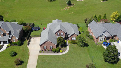 Maryville Single Family Home For Sale: 1725 Burnside Drive