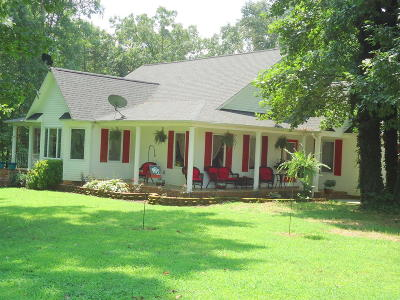 Madisonville Single Family Home For Sale: 230 Doc Miller Rd
