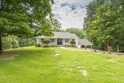 Kingston Single Family Home For Sale: 3733 W Buttermilk Rd