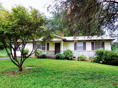 Knoxville Single Family Home For Sale: 5213 Aubrey Lane