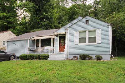 Knoxville Single Family Home For Sale: 2816 NE Hardin Hill Rd