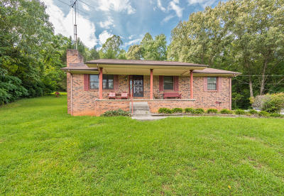 Anderson County, Campbell County, Claiborne County, Grainger County, Union County Single Family Home For Sale: 4812 Hickory Valley Rd