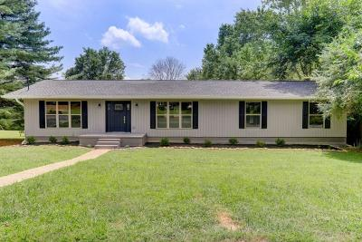 Knoxville Single Family Home For Sale: 1501 La Paloma Drive