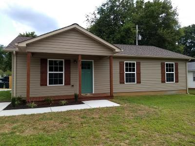 Maryville TN Single Family Home For Sale: $152,900