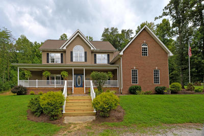 Anderson County Single Family Home For Sale: 1809 Dutch Valley Rd