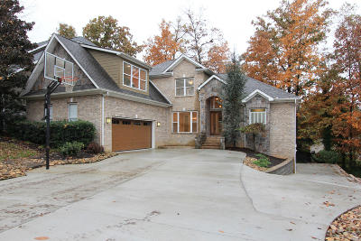 Knoxville Single Family Home For Sale: 901 Vista Oaks Lane
