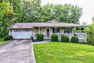 Caryville Single Family Home For Sale: 626 Ridge Rd