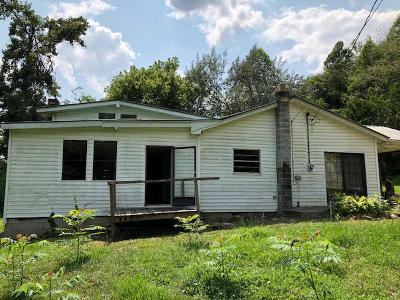 Andersonville, Maynardville, Norris Single Family Home For Sale: 189 Lone Mountain Rd