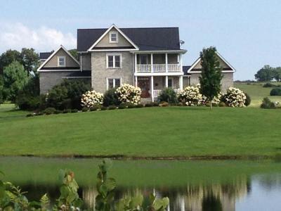 Crossville Single Family Home For Sale: 5495 Dunbar Rd