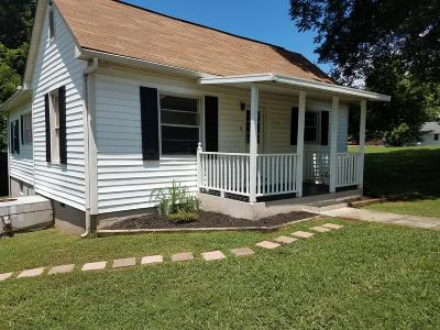 Maryville TN Single Family Home For Sale: $129,999