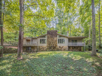 Oliver Springs Single Family Home For Sale: 577 Mahoney Rd