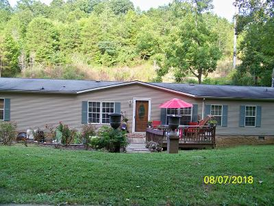 Loudon Single Family Home For Sale: 1450 S Clear Branch Rd