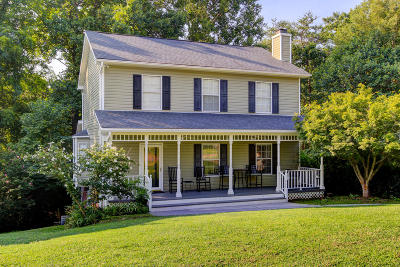 Knoxville Single Family Home For Sale: 8814 Brucewood Lane