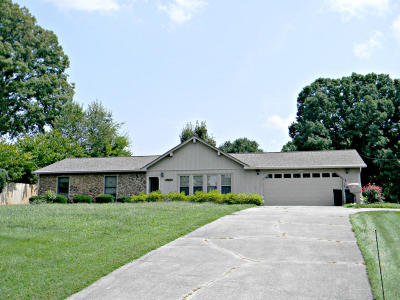 Talbott Single Family Home For Sale: 2905 Lake Forest Circle