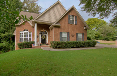 Knoxville Single Family Home For Sale: 10700 Ashford Drive