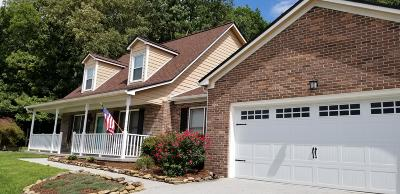 Knoxville Single Family Home For Sale: 7600 Rose Briar Court