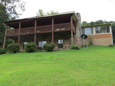 Union County Single Family Home For Sale: 1628 Walker Ford Rd