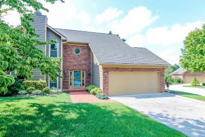 Knoxville Single Family Home For Sale: 9139 Wesley Place