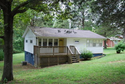 Knoxville Single Family Home For Sale: 8620 Pleasant Hill Rd