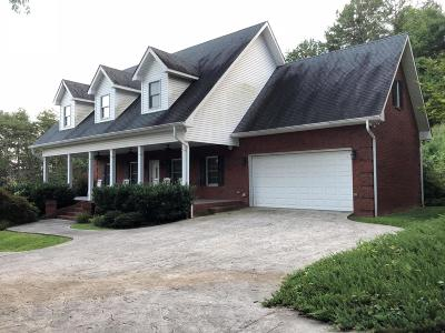 Maynardville Single Family Home For Sale: 117 Remington Drive