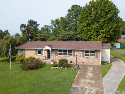 Knoxville Single Family Home For Sale: 5609 Melstone Rd