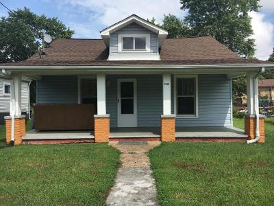 Knoxville Single Family Home For Sale: 2710 NW Piedmont St
