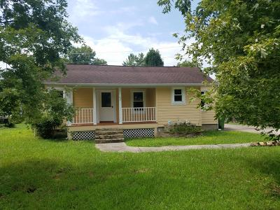 Maryville TN Single Family Home For Sale: $105,000