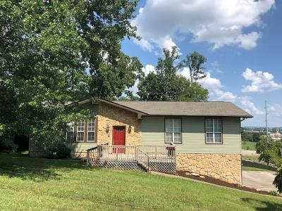 Knoxville Single Family Home For Sale: 1124 Live Oak Circle