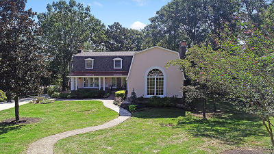 Knox County Single Family Home For Sale: 12304 Oakland Hills Point
