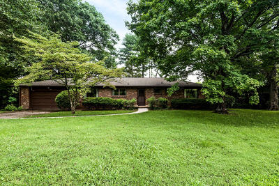 Knoxville Single Family Home For Sale: 7117 Downing Drive