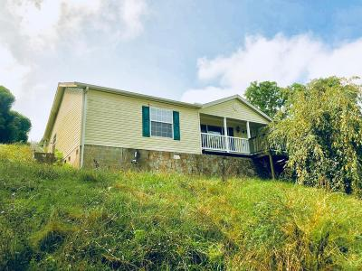 Campbell County Single Family Home For Sale: 140 Jacksboro Station Rd