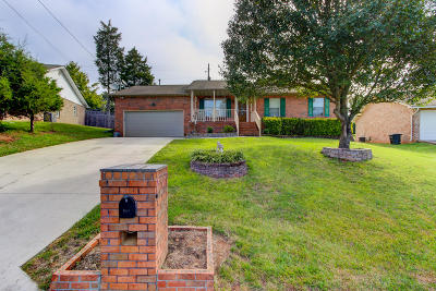 Corryton Single Family Home For Sale: 7529 Cotton Patch Rd