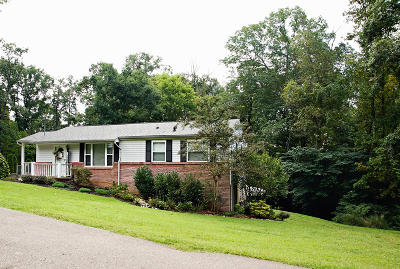 Knoxville Single Family Home For Sale: 4208 Mockingbird Lane