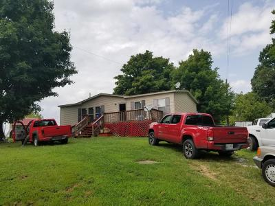 Claiborne County Single Family Home For Sale: 274 Hill Crest Drive