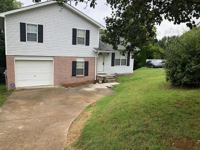 Single Family Home For Sale: 1822 Norlil Rd