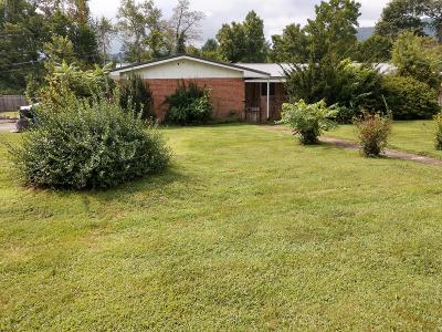 Middlesboro Single Family Home For Sale: 3201 W Cumberland Ave