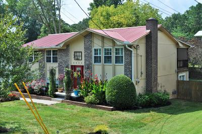Knoxville Single Family Home For Sale: 2825 Ithaca Drive
