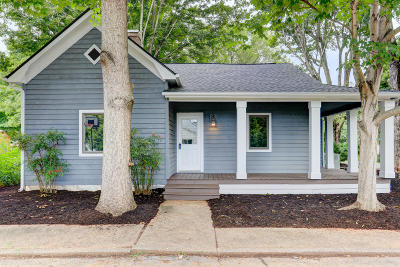 Loudon Single Family Home For Sale: 700 Wharf St