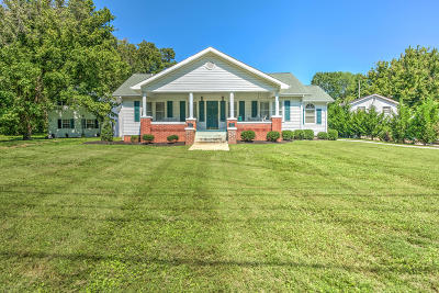 Anderson County Single Family Home For Sale: 1132 Lake City Hwy
