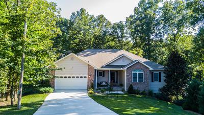 Crossville Single Family Home For Sale: 53 Bingham Lane