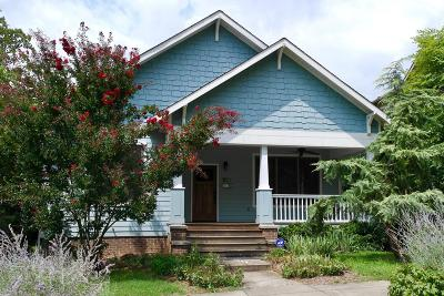 Knoxville Single Family Home For Sale: 807 Gratz St
