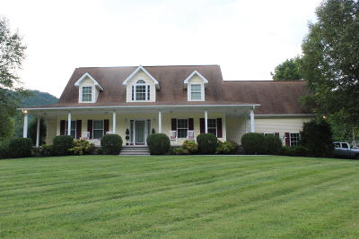 Washburn Single Family Home For Sale: 2617 Tater Valley Rd