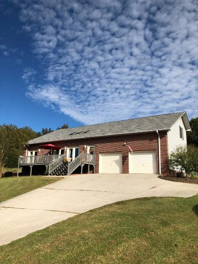 Single Family Home For Sale: 521 Emory River Rd