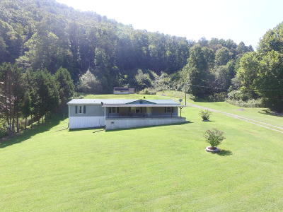 Rogersville Single Family Home For Sale: 1040 Spruce Pine Rd