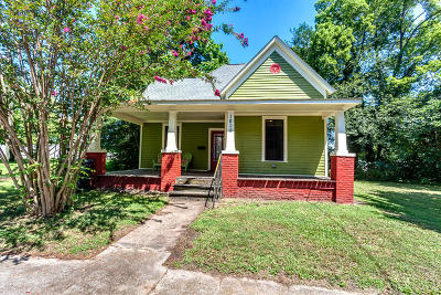 Single Family Home For Sale: 1011 McGhee Ave