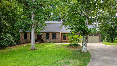 Maryville Single Family Home For Sale: 3941 Riverview Drive